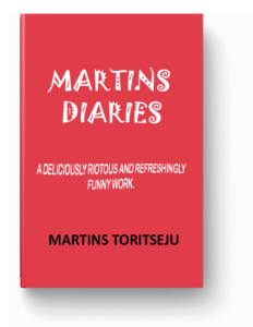 click image to Buy Martins Diaries today
